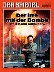 Diese Woche im Spiegel: Der Irre mit der Bombe