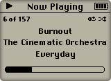 Cinematic Orchestra - Burnout