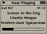 Now Playing: Charlie Mingus, Scenes In The City, A Modern Jazz Symposium of Music and Poetry