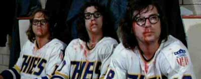 Slap Shot - The Hanson Brothers