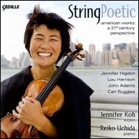 Jennifer Koh - String Poetic