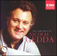 Nicolai Gedda - The Very Best of Nicolai Gedda