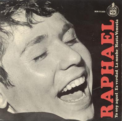 Yo soy aquél (single) - Raphael