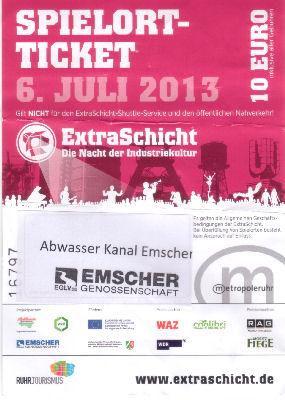 Extraschicht 2013