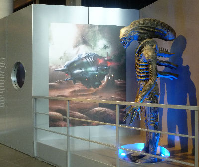 Science Fiction Ausstellung