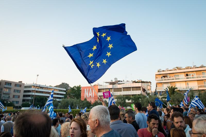 NAI Demo in Athen