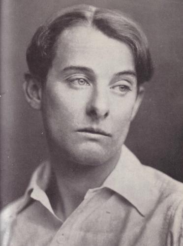 Alfred Douglas, genannt Bosie, Lover von Oscar Wilde (Foto gemeinfrei)