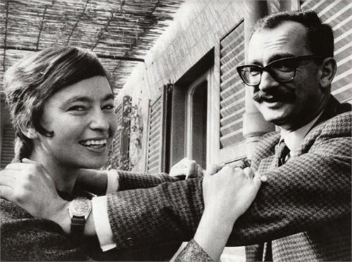 Inge und Giangiacomo Feltrinelli