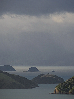 Manaia Road x Kirita Bay Road - Coromandel - New Zealand - 24 April 2015 - 18:09
