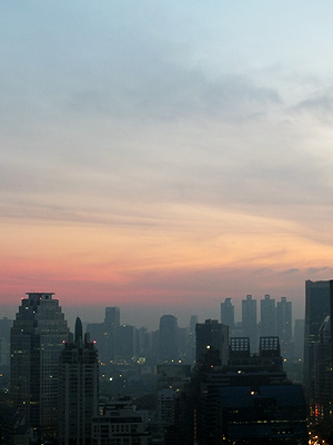 Bangkok - 13 December 2011 - 6:18