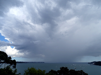Waitemata Harbour - Auckland - New Zealand - 16 February 2015 - 15:58