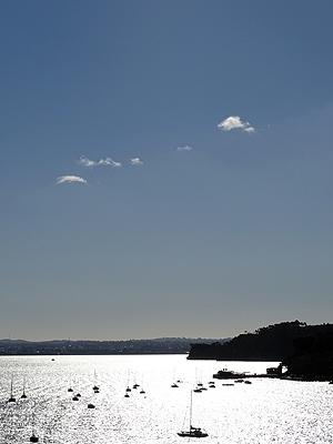 Little Shoal Bay - Waitemata Harbour - Auckland - New Zealand - 2 December 2014 - 17:43