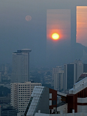 Bang Rak - Bangkok - 29 December 2012 - 6:56