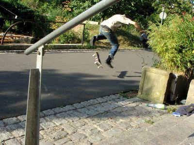 skateboard who?