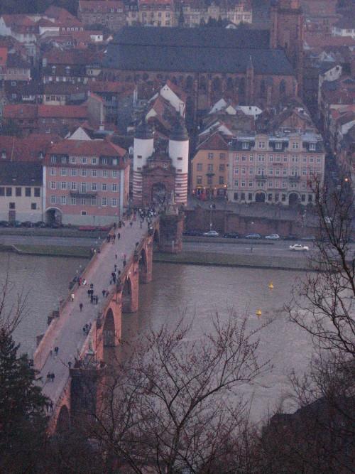 Heidelberg Altstadtbrücke