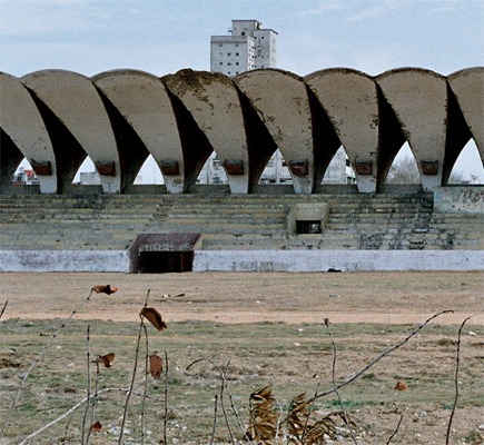 estadio josé martí. havana, cuba - 02.2006