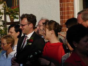 Synta's Hochzeit