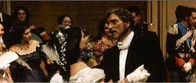 Il Gattopardo, Burt Lancaster und Claudia Cardinale