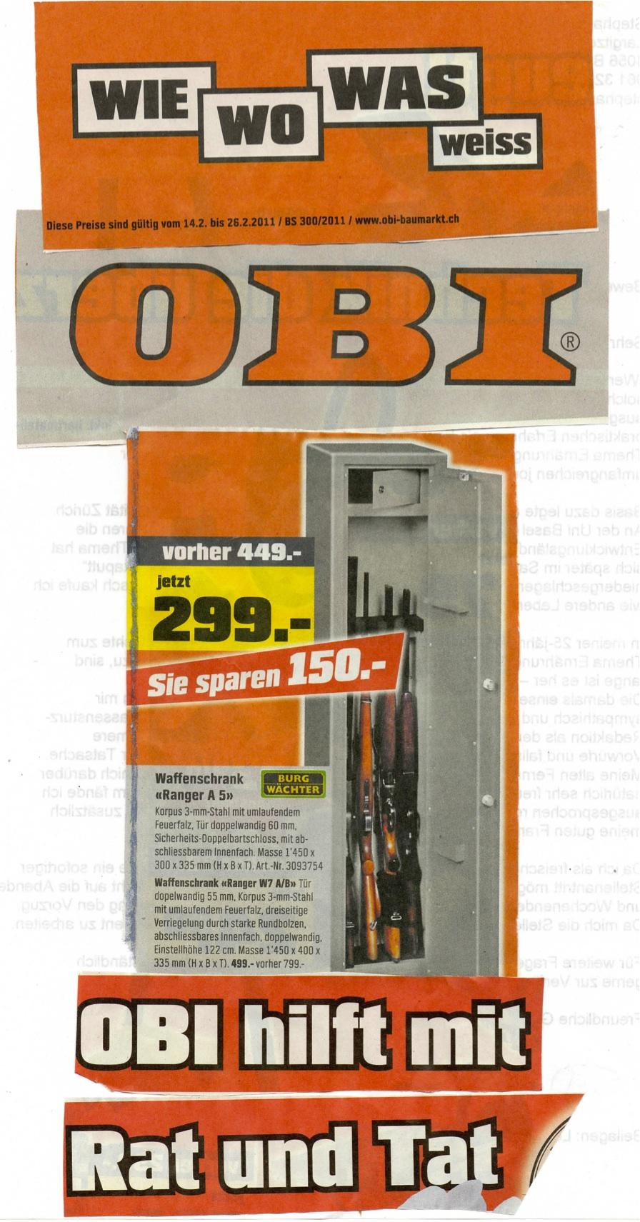 Fantastisch Waffenschrank B Gebraucht Galerie - Die Designideen für ...