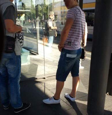 Männerhandtasche V2.0