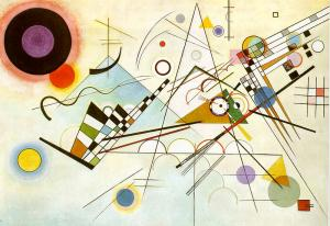 Wassily Kandinsky, Composición VIII, 1923
