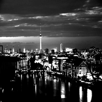 """Die """"Skyline"""" von Berlin"""