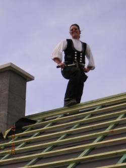 Hoch die dachdeckerkunst  Hoch lebe die Dachdeckerkunst...