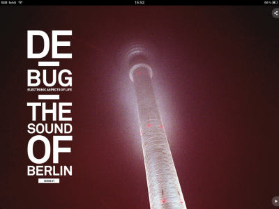 DE:BUG - The Sound of Berlin