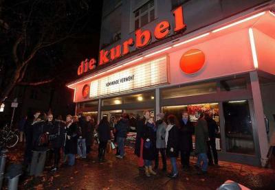 Inzw. geschlossenes Berliner Kino DIE KURBEL in 2013