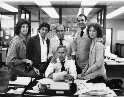 from the Lou Grant Show