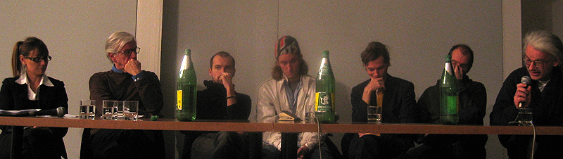 docu photos of SEMINAR ON CONTEMPORARY EASTERN EUROPEAN ART