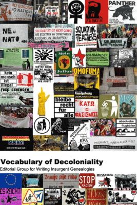 VOCABULARY OF DECOLONIALITY