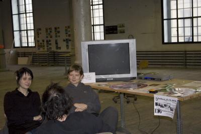 info table by underdog filmfest (lisbeth kovacic)