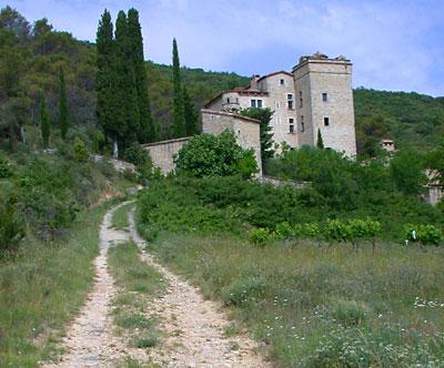 Fast schon ein Schloss in Südfrankreich