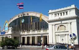 Bangkoks Hauptbahnhof