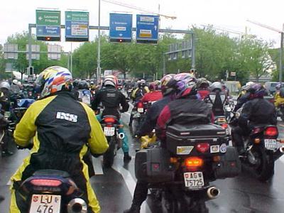 17.5.2003 <br/><br/> Demo in Bern gegen die Diskriminierung der Toeffahrer