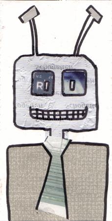 Krawattenroboter
