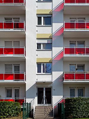 16 Avenue de l'Europe - Colmar - France