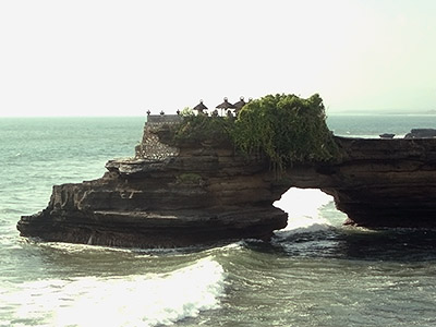 Tanah Lot Temple - Beraban - Kediri - Bali - Indonesia - 23 January 2005 - 15:07