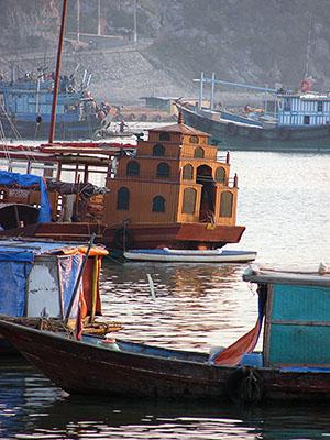 Cat Ba - Vietnam - 3 January 2008 - 17:46