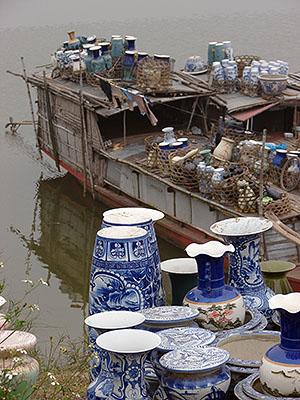 Red River - Hanoi - Vietnam - 5 January 2008 - 12:03