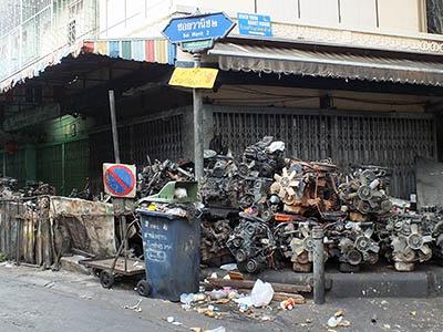 Soi Wanit 2 - Talat Noi - Samphanthawong - Bangkok - 26 March 2013 - 7:10