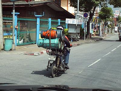 Sukhumvit Soi 105 Lasalle - Bang Na - Bangkok - 7 June 2013 - 9:30