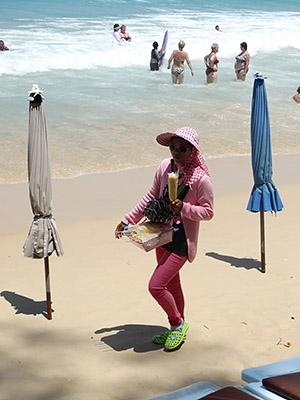 Kata Beach - Phuket - 25 August 2013 - 11:36