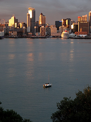 Stanley Bay - Devonport - Auckland - 9 March 2014 - 7:21