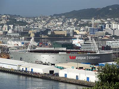 Wellington - New Zealand - 26 April 2014 - 8:56