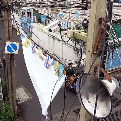 Elevated Walkway - Lumpini -> Sukhumvit Soi 10 - Khlong Toei - Bangkok - 21 July 2015 - 18:05