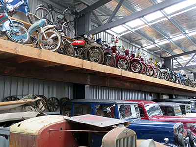 National Transport & Toy Museum - Wanaka - New Zealand - 3 October 2015 - 11:17
