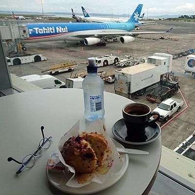International Departures - Auckland Airport - New Zealand - 20 September 2016 - 11:38
