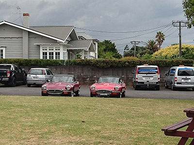 King Street x Princes Street - Northcote Point - Auckland - New Zealand - 10 February 2017